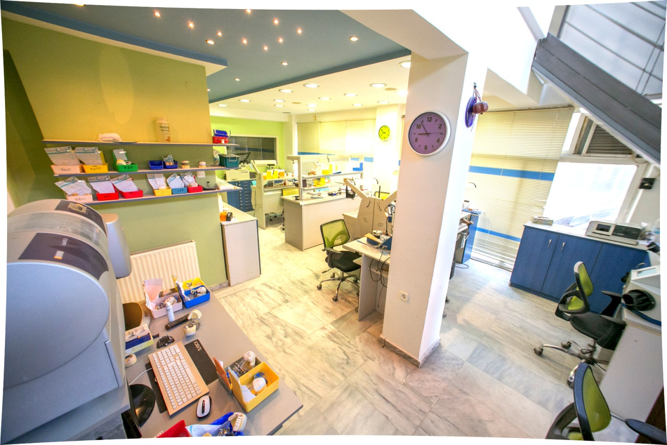 Το οδοντοτεχνικό εργαστήριο Denta-Life ιδρύθηκε το 1992 και είναι  εξοπλισμένο με την πλέον σύγχρονη τεχνολογία. Ειδικεύεται στη δημιουργία  άριστων ακίνητων ... 5170278d0c4